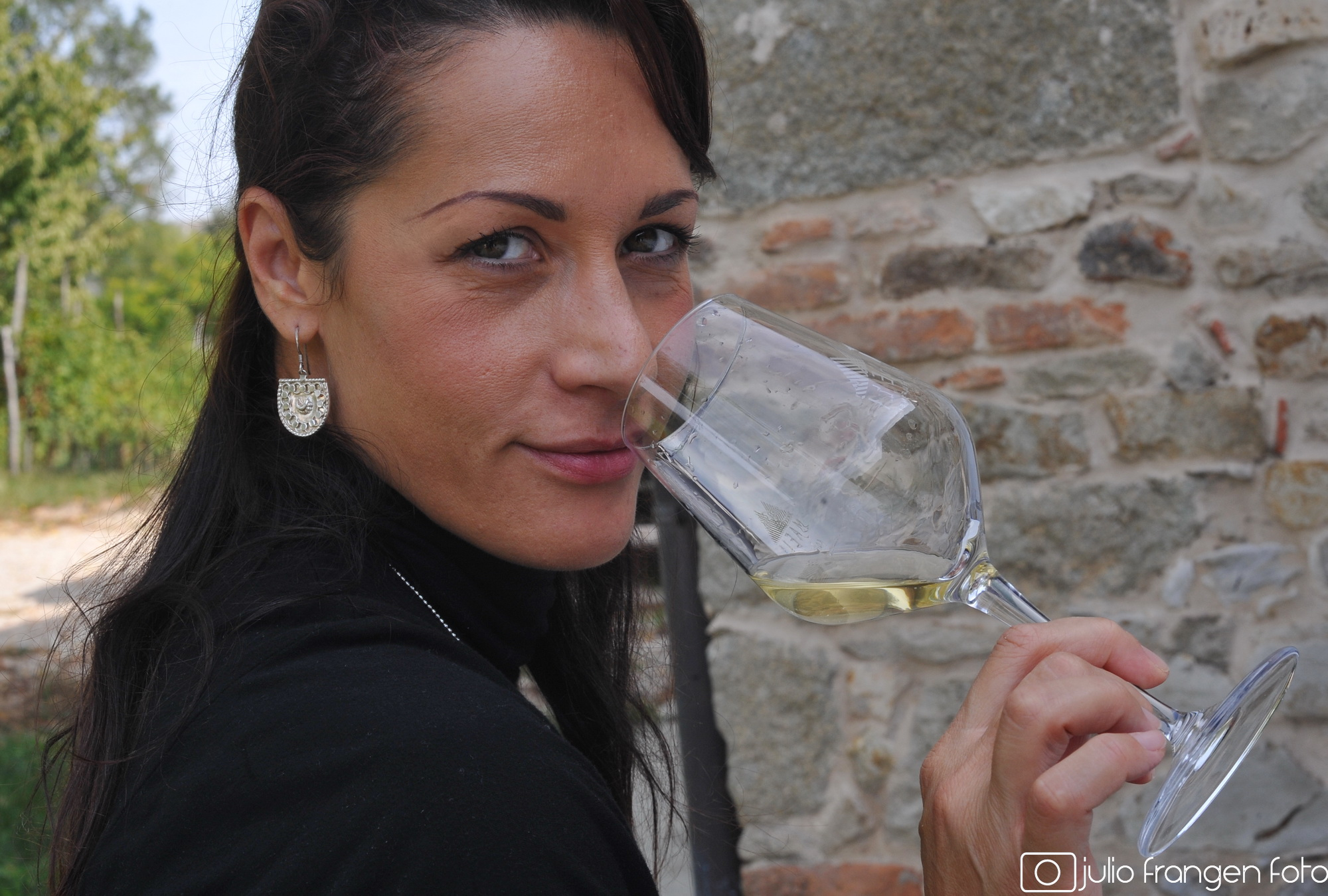 Elisa Dilavanzo – kraljica muškata žutog