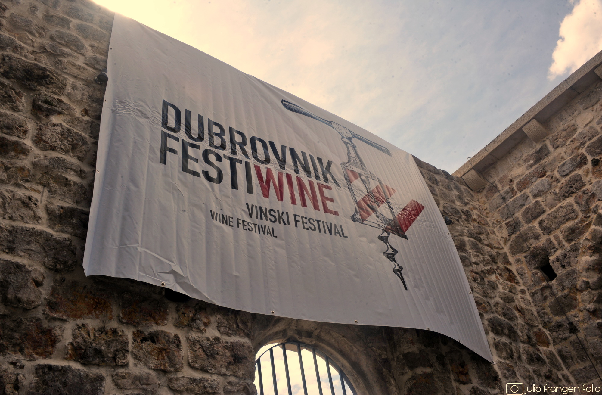 Dubrovnik FestiWine – It's Wine o'clock!