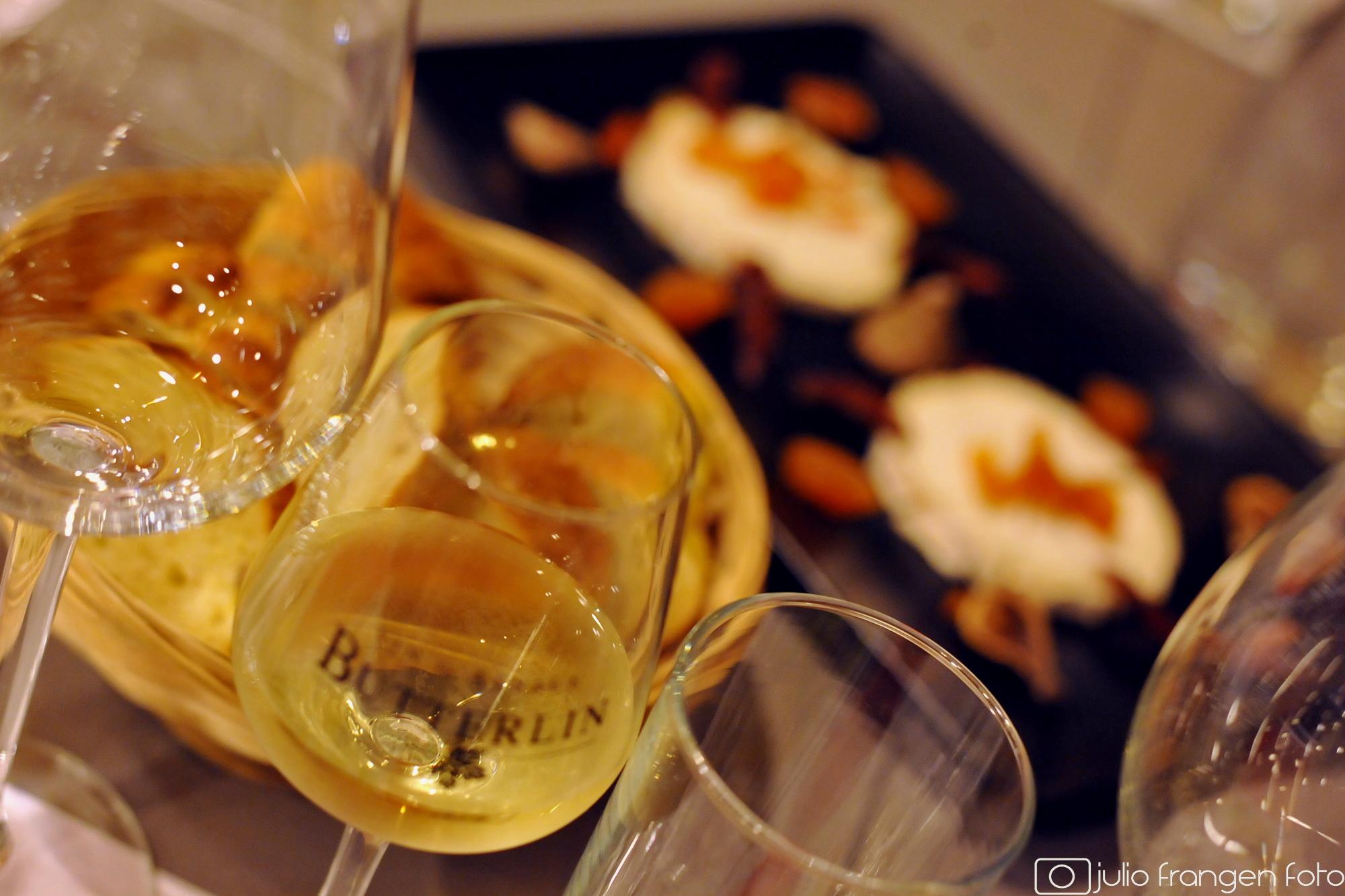 Le francais et le vin :  Qu'ils mangent de la brioche !