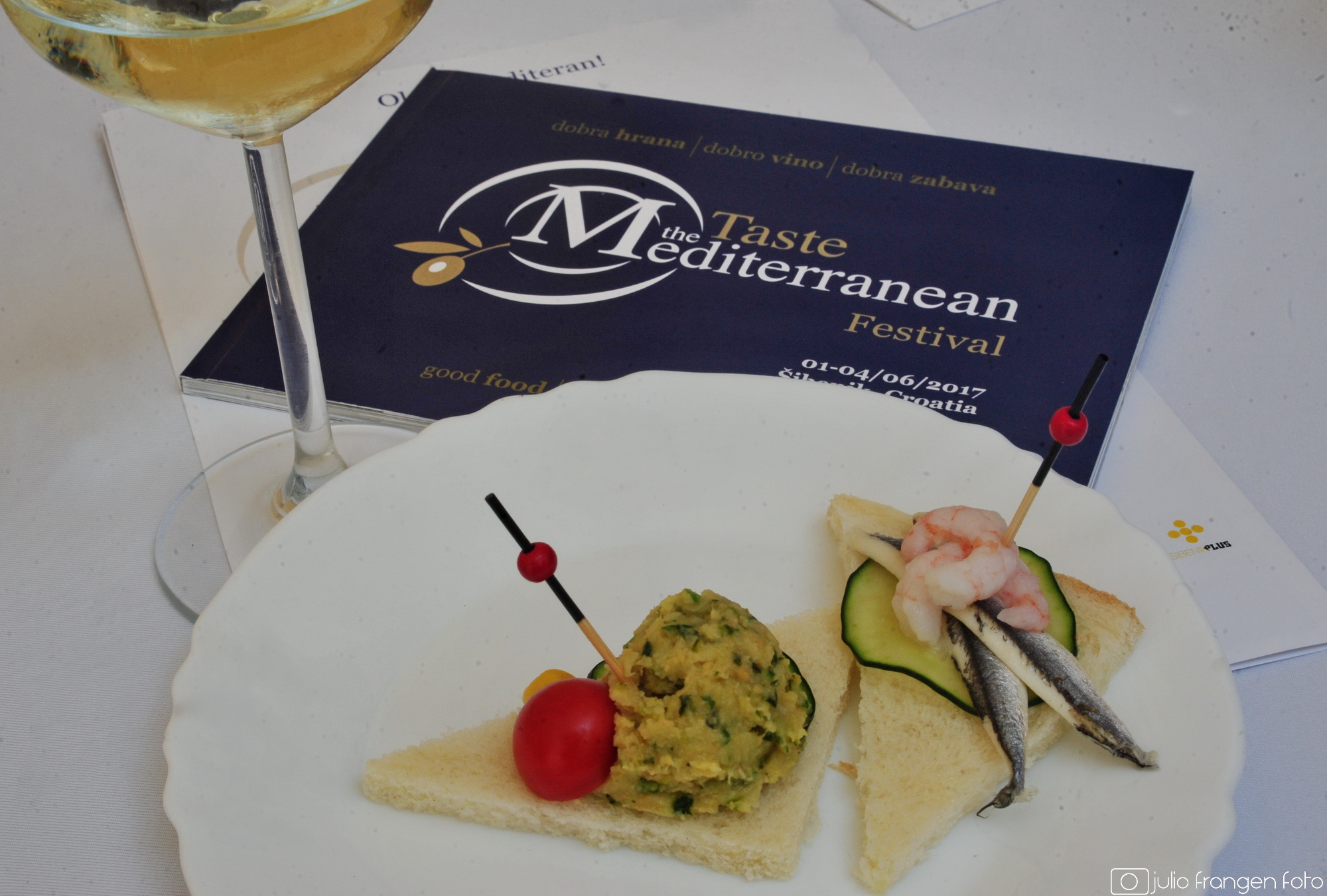 4. festival Taste the Mediterranean, Šibenik