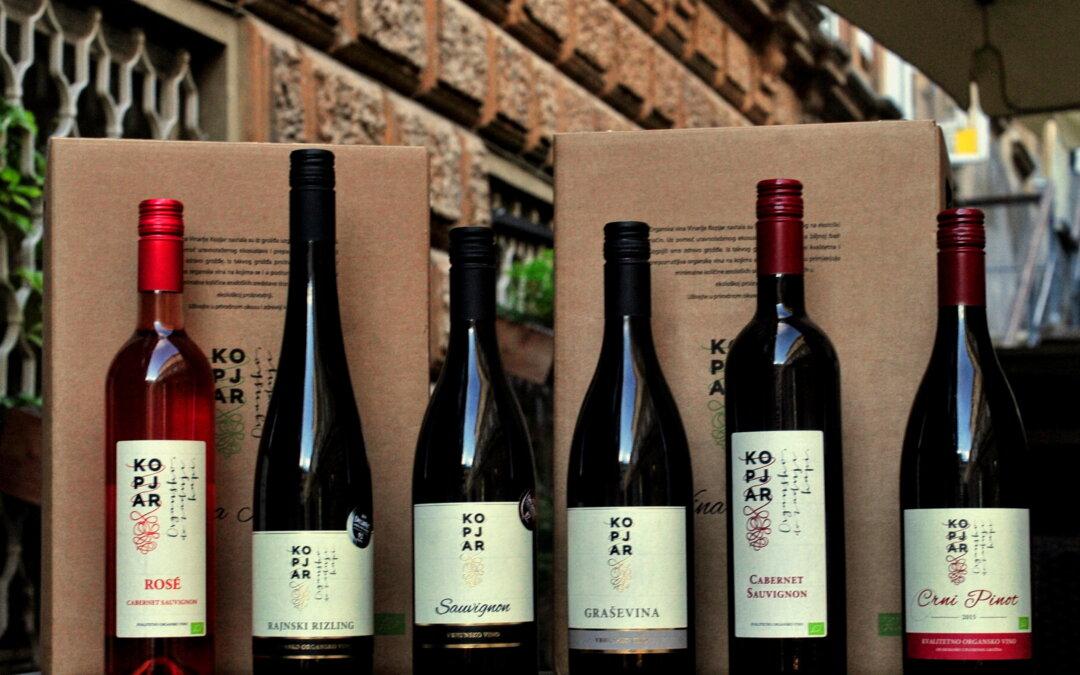 Wine Wednesday After Work:  Vina Kopjar u Basementu!