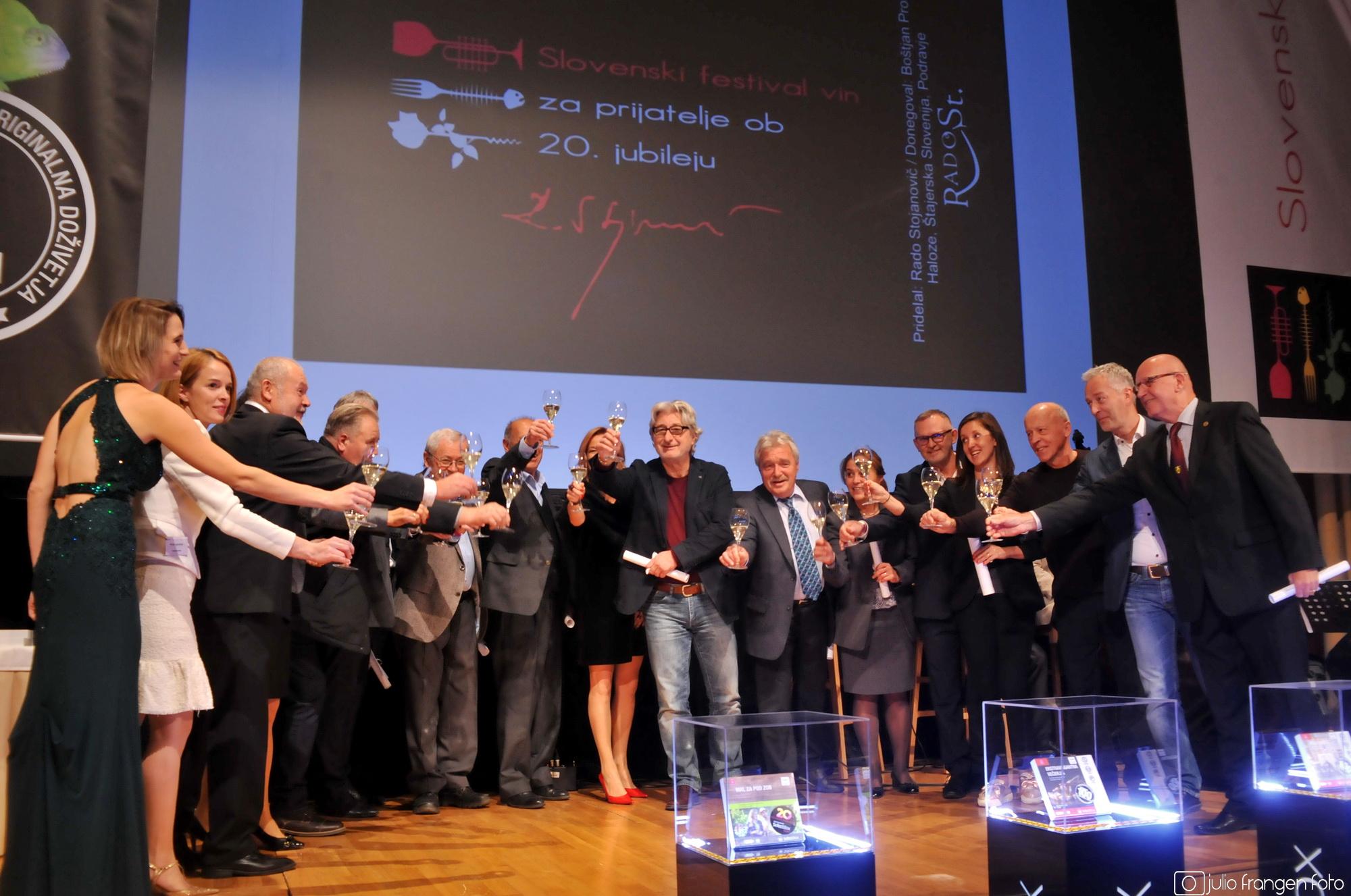 20. Jubilarni Slovenski festival vina oborio sve rekorde posjećenosti!