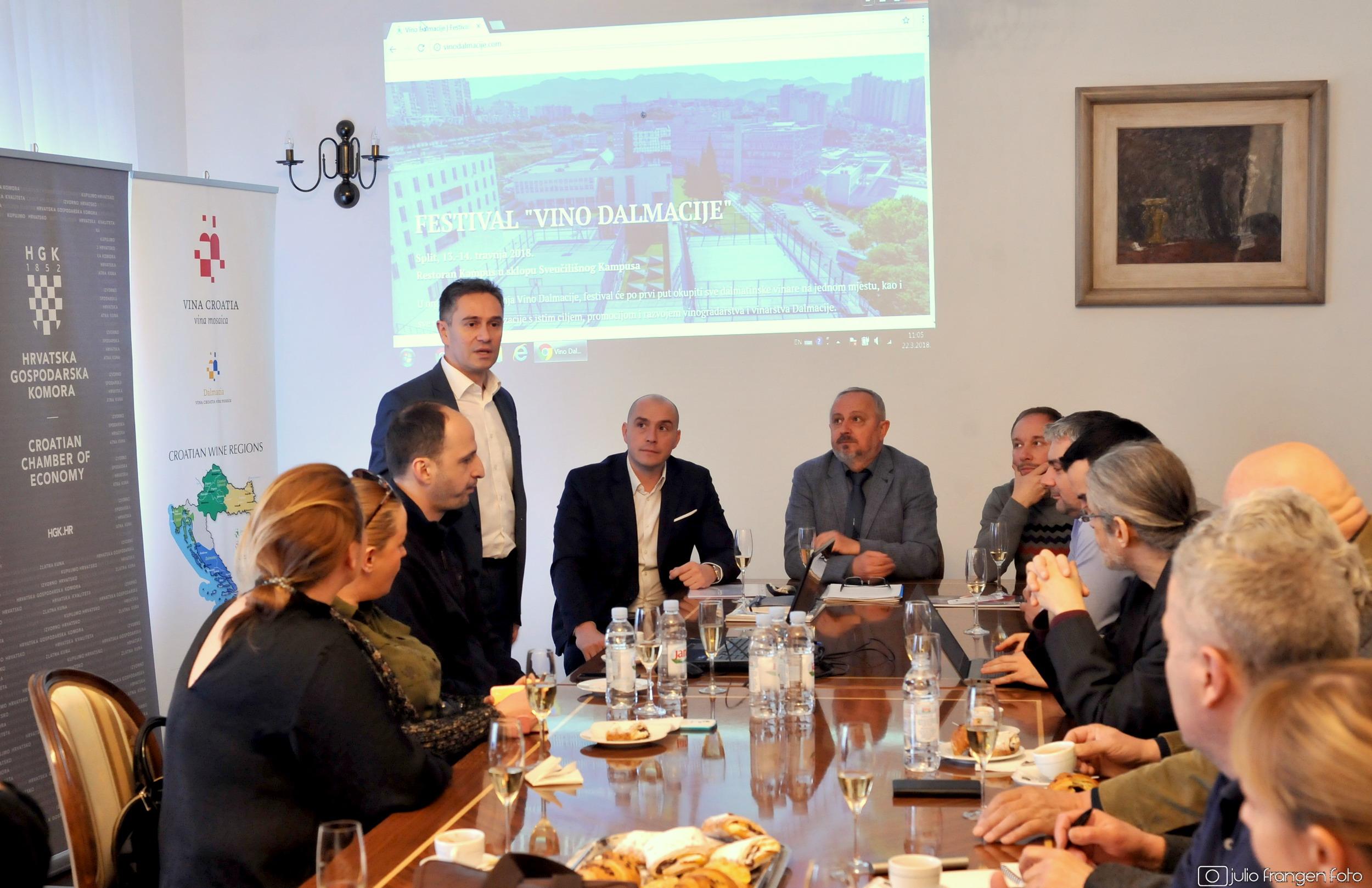 Vino Dalmacije – Split 2018