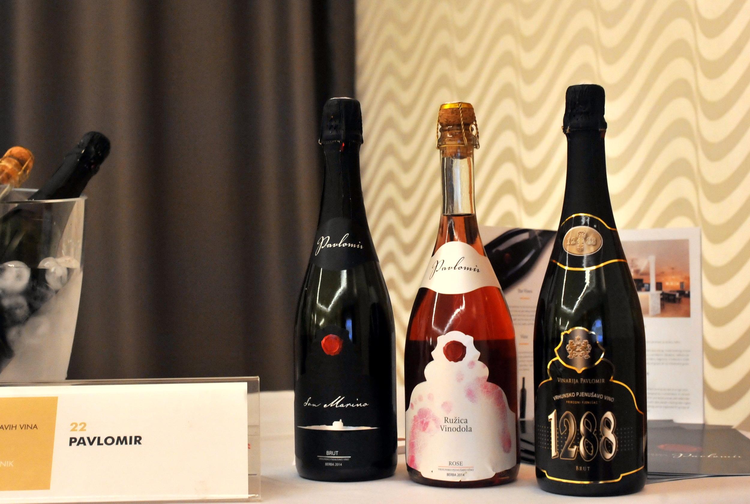 Hrvatski pjenušac 1288 najbolje je ocijenjen na međunarodnom ocjenjivanju mreže SALON OF SPARKLING WINES