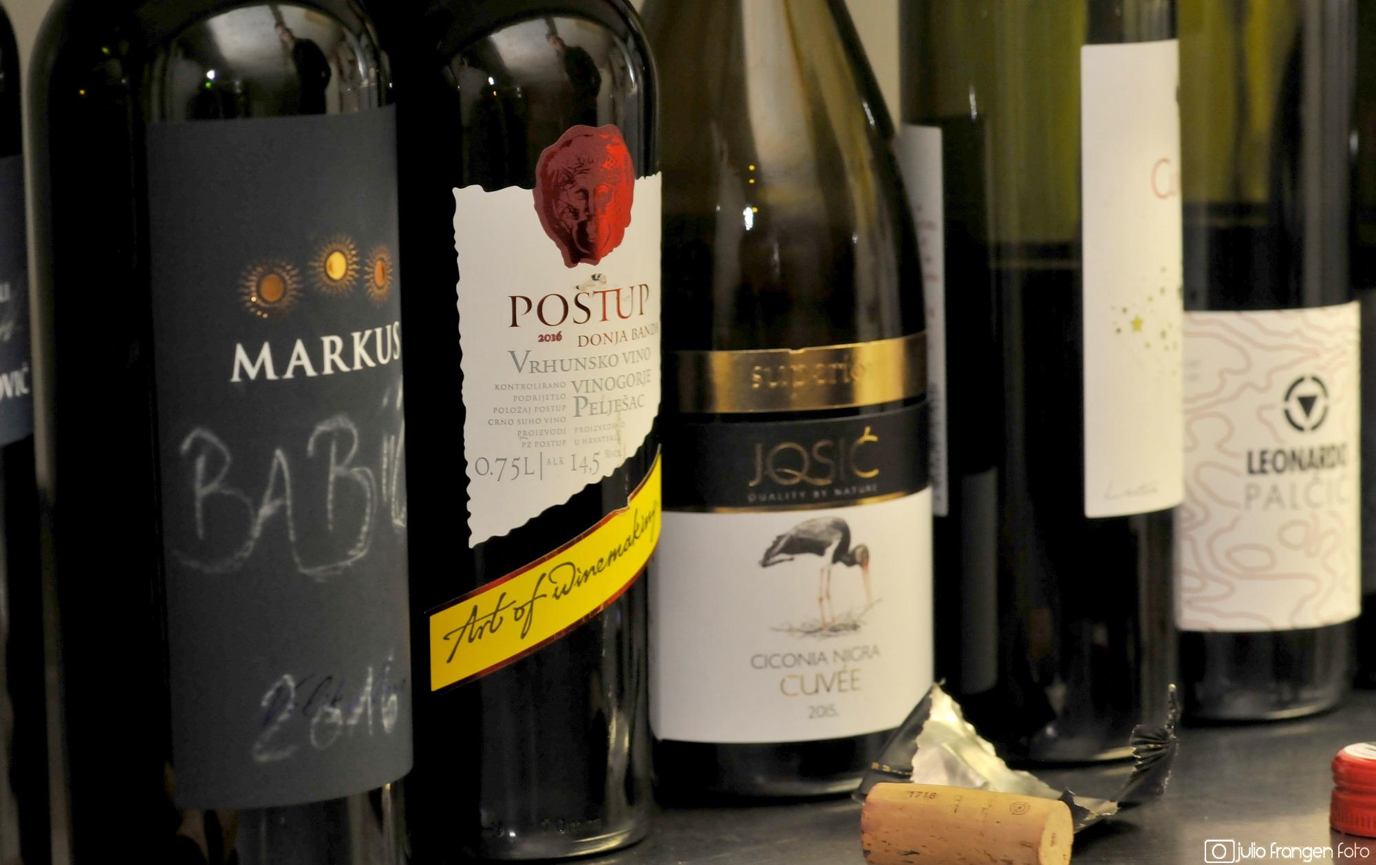 VINSKE ZVIJEZDE 2019 (1): veliko zlato za muškat žuti Allegro vinarije Dobravac, okružen lijepim crnjacima!