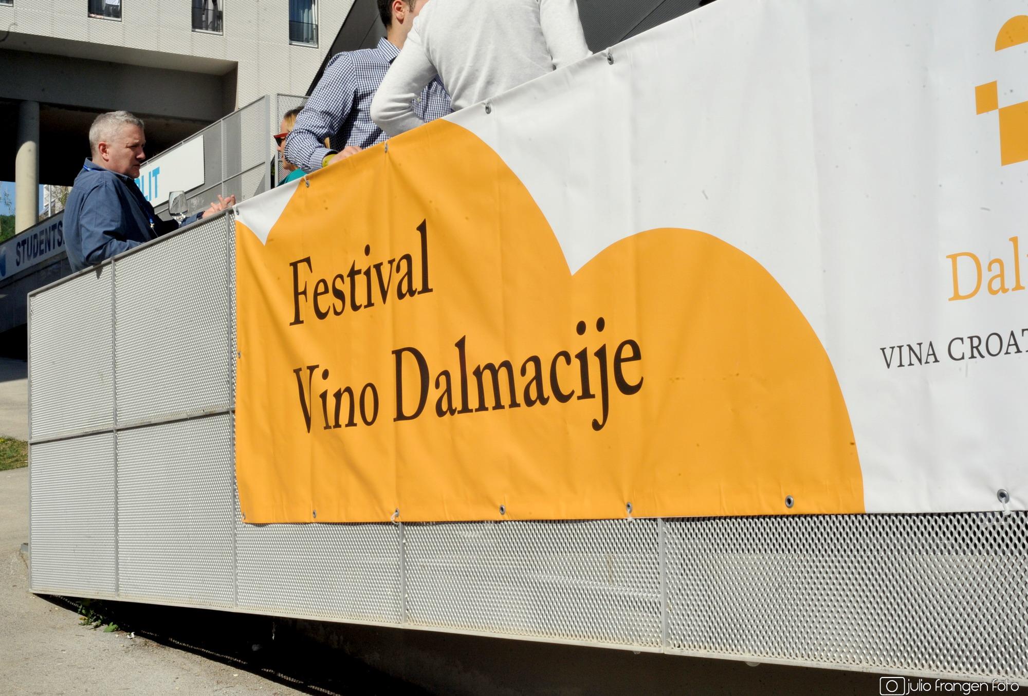 2. festival Vino Dalmacije – Dalmacija vinska inspiracija!