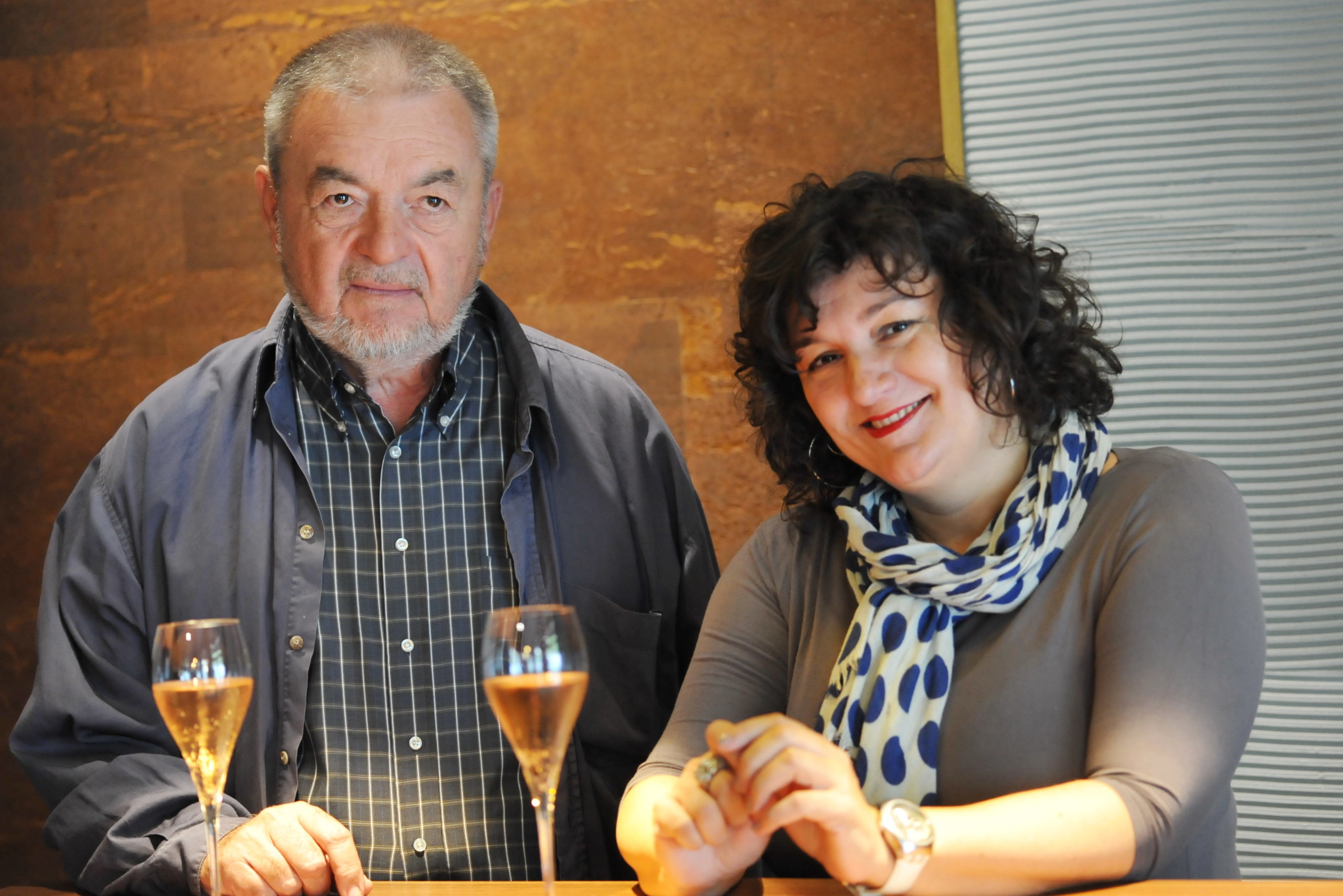 Razgovor s vinom o vinu: Vitomir Andrić, vinski novinar