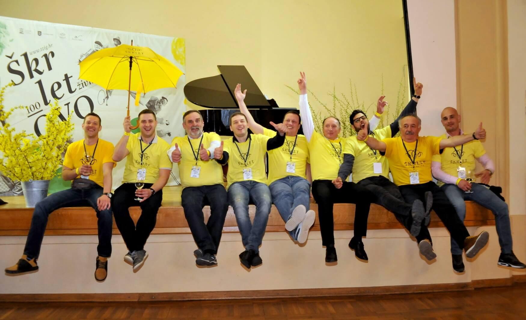 U petak, 06.12., premijerno kušanje mladih škrleta na zagrebačkom adventu!