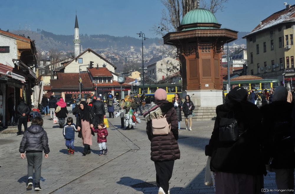 Moja putovanja – Sarajevo i njegova raja