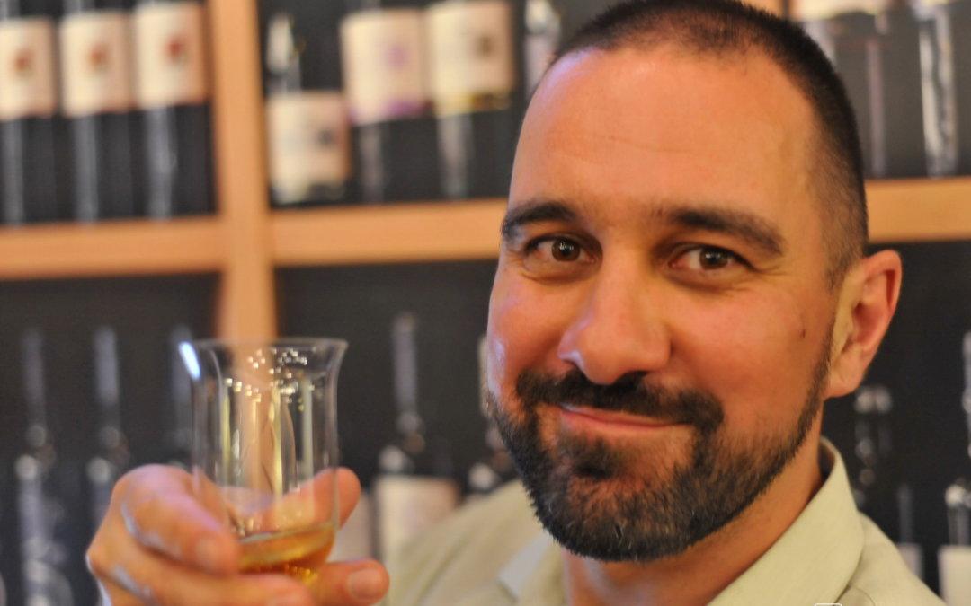Jure Andrijašević – sommelier i veliki zaljubljenik u whisky!