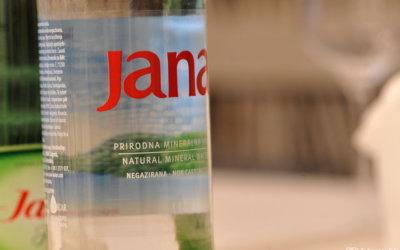Novo priznanje za vrhunsku kvalitetu – voda Jana!