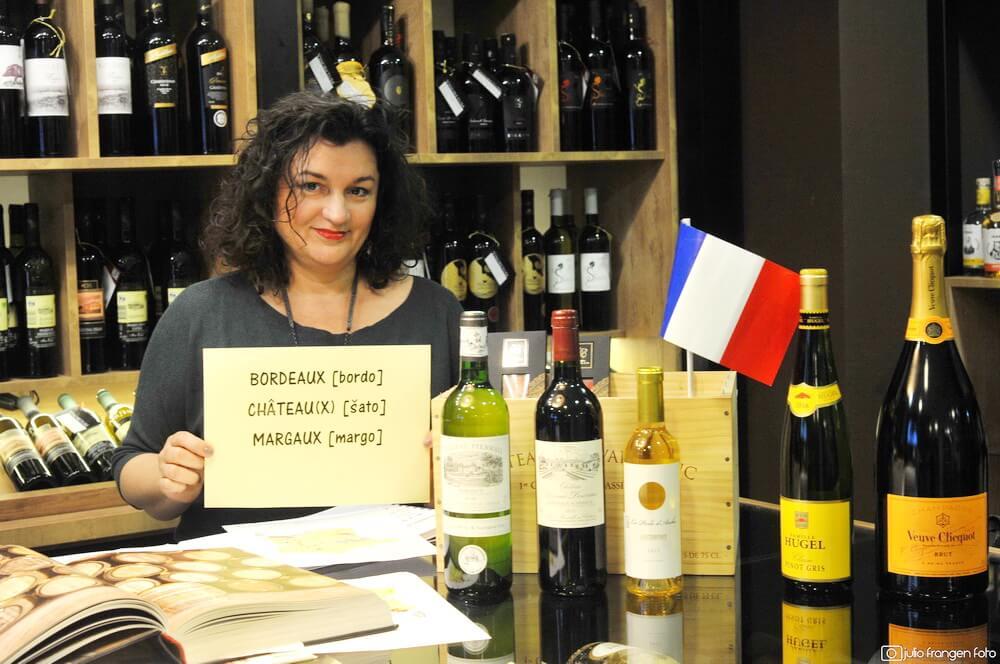 FRANCUSKI I VINO – besplatni tečaj vinskoga francuskog jezika!