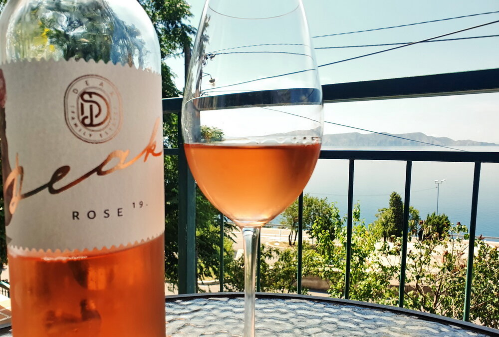 Rosé na balkončiću #5: Rosé Deak 2019 je baš taj #roséallday!