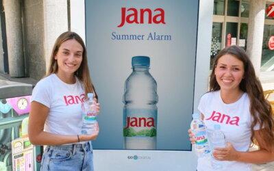 Jana summer alarm – spas za ljetne vrućine u Zagrebu!
