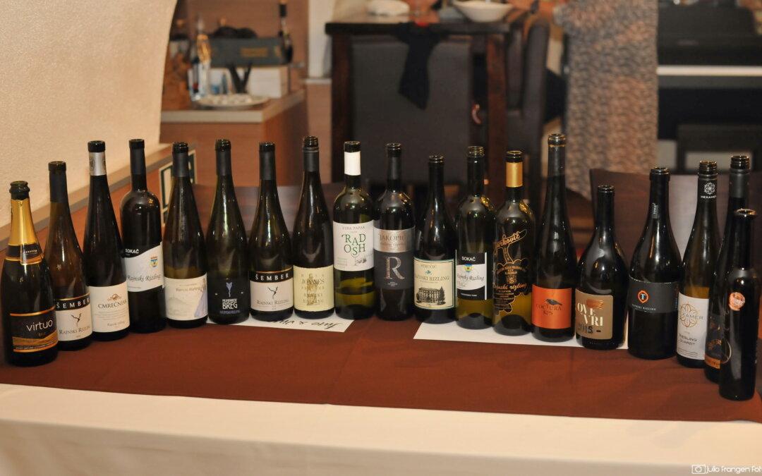 Vinska radionica: World Wide Wines –  Riesling!