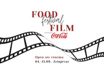 Food Film Festival Zagreb – nezaboravno filmsko i gastro iskustvo na otvorenom!