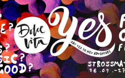 YESensko događanje – Yes Feel Good Festival na Strossmayerovom trgu!