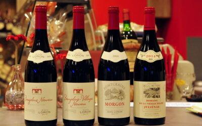 B comme Beaujolais: les appellations de Beaujolais!