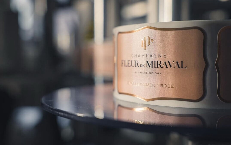 Šampanjac Brada Pitta, Fleur de Miraval, dolazi u Hrvatsku!