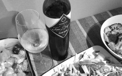 Nedjeljni ručak uz … Degrassi Terre Bianche Cuvée bijeli 2016
