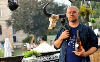 Pepi Hubzin – jedini profesionalni DJ koji se ozbiljno bavi proizvodnjom vina!