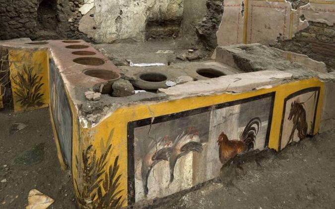Pronađen drevni streetfood iz 79.godine nove ere!
