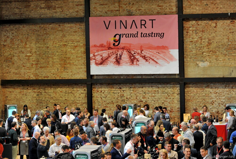 Najavljen termin za šesti Vinart Grand Tasting – 30.travnja i 01.svibnja 2021!