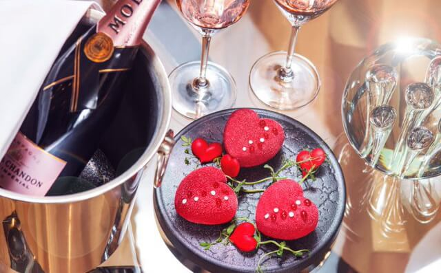 Otputujte na jednu noć u Esplanadu za Valentinovo!