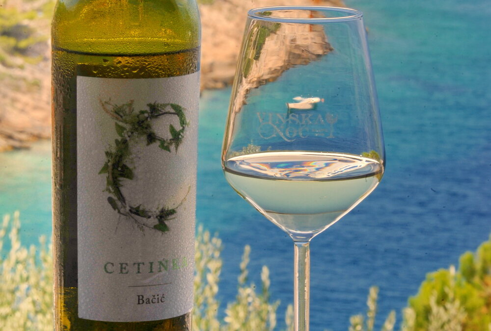Cetinka Bačić  – nježna vila korčulanskog vinogorja