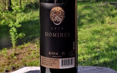 Dominus 2018 -konavoski cuvée pravo je južnjačko vino!