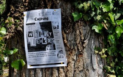 Whisky Leaks 3 – u vrtu zagrebačkog restorana Rougemarin!