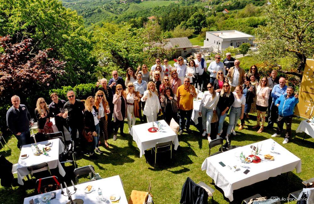 I ove je godine Pjenušavi doručak na Plešivici oduševio goste!