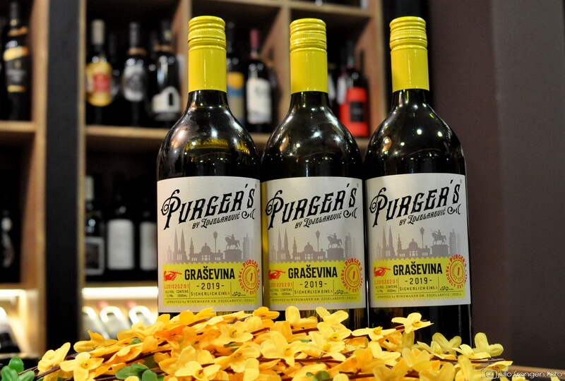Purger's graševina za ljetni škropec il' gemišt!