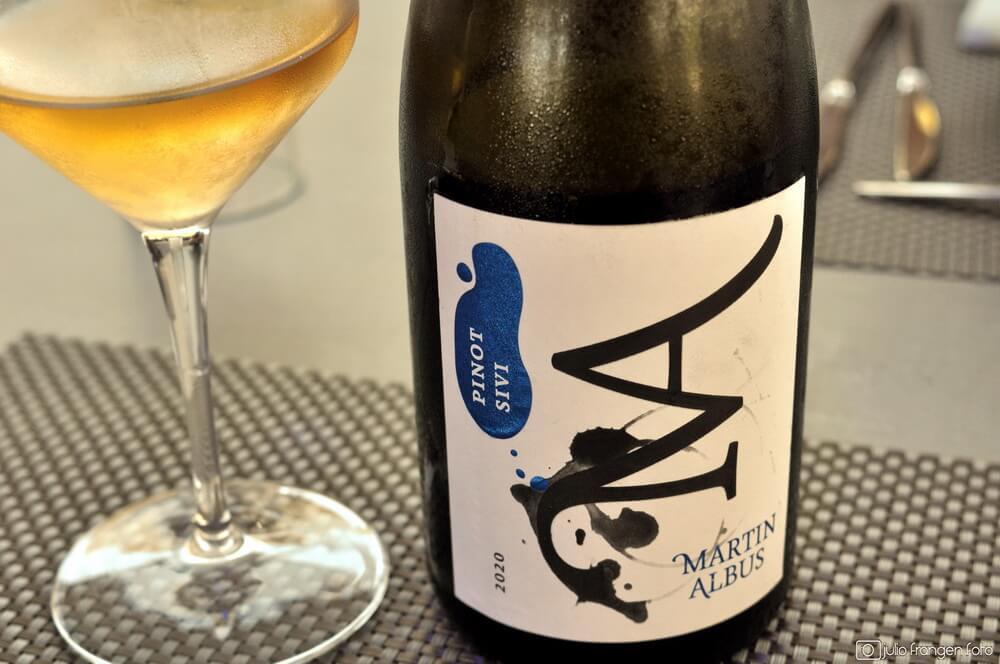 Sivi Pinot Martin Albus 2020 – egzotičan i mineralan!