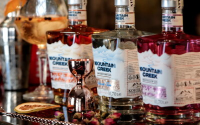 Gin Mountain Creek dolazi nam iz Podravine i Slavonije!