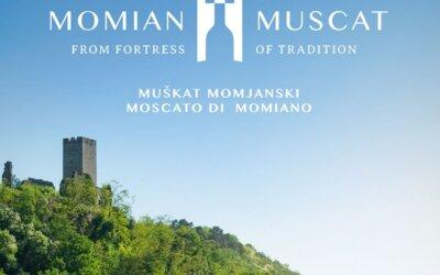 18. hrvatsko vino sa zaštićenom oznakom izvornosti u EU – Muškat momjanski!
