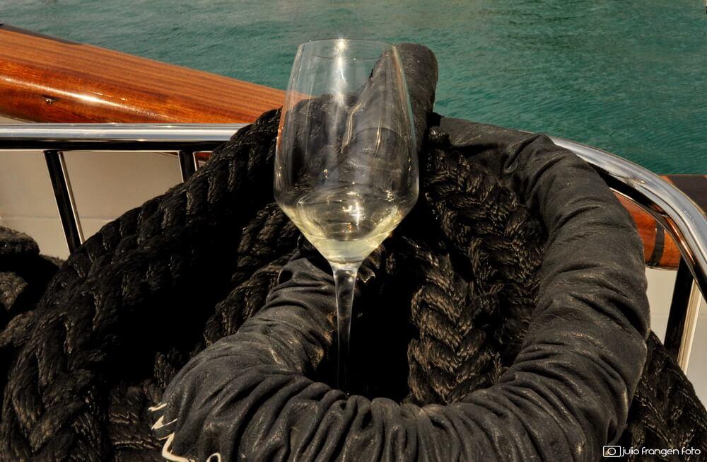 Promocija vina otoka Hvara na jahti Freedom!