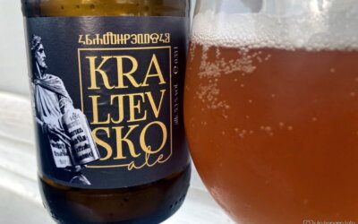 Kraljevsko pivo iz kraljevskog grada Knina!